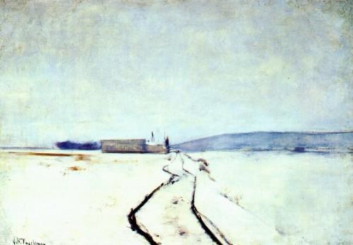 poème,poésie,poésie et couleurs,la nuit de neige,guy maupassant