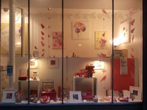 hemingbird,boutique cadeaux,cosette dion,rêves éveillés de dominique hordé,tableaux cadeaux