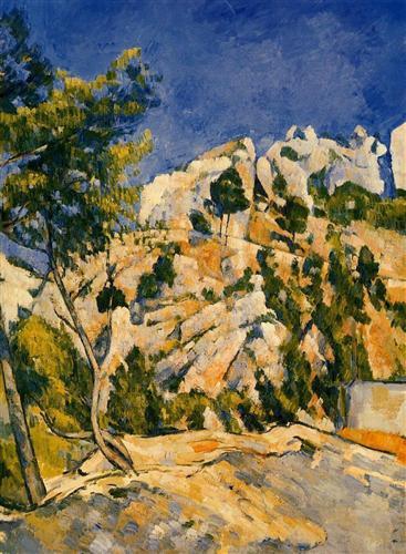 Cezanne Le fond du ravin.jpg