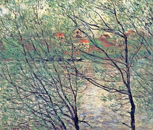 Monet les bords de la seine ile de la grande Jatte.jpg