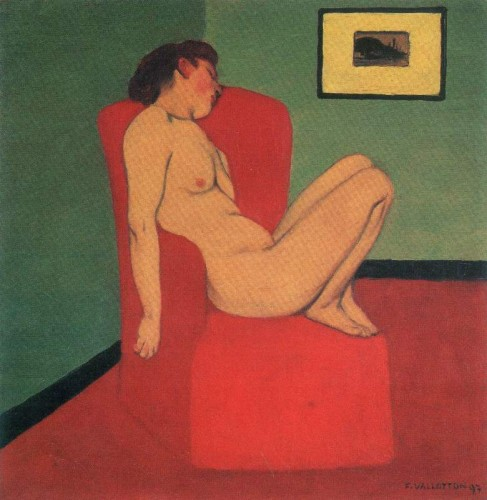 Nude in a Red Armchair by Felix Vallotton.jpg