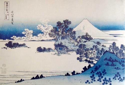 leçon de dessin par la décomposition géométrique,d'hokusai