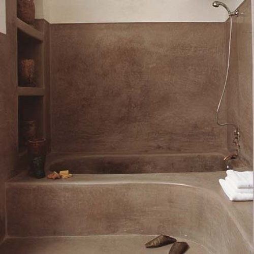 tadelakt vivelescouleurs. Black Bedroom Furniture Sets. Home Design Ideas