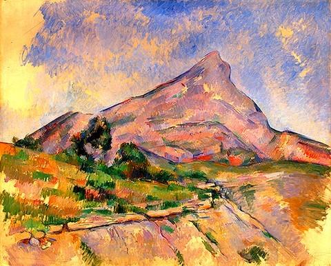 Paul Cezanne, la montagn sainte genevieve.jpg