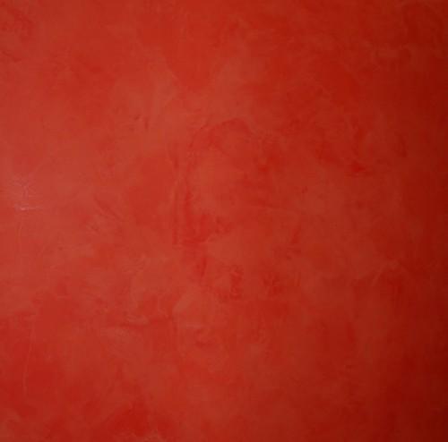 stucco gris et stucco rouge orang vivelescouleurs. Black Bedroom Furniture Sets. Home Design Ideas